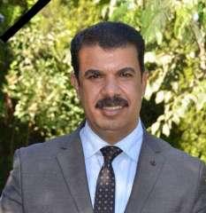 رئيس مجلس إدارة نادى الشيخ زايد ينعي الاستاذ إبراهيم بركات