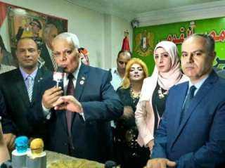 رئيس حزب مصر القومي : دفعنا بعدد ٢٠ مرشح لخوض معركة إنتخابات الشيوخ