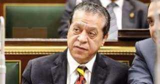 المعلم صبري نخنوخ ينعي وفاة نجل النائب محمد المسعود