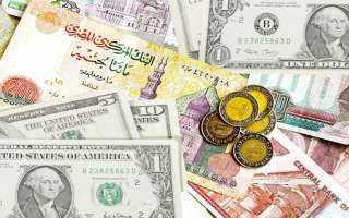 إنفوجراف.. تراجع العملات الأجنبية أمام الجنيه تزامنًا مع كورونا