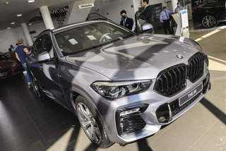 BMW مصر تقدم X6 M50i بسعر ٢ مليون و ٢٢٥ ألف جنيه