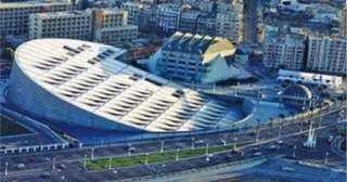 مكتبة الإسكندرية تستأنف نشاطها وتسمح بدخول الجمهور بسعة 50%