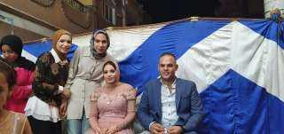 """""""الميدان نيوز"""" تهنىء الزميل محمد عطية وميادة أشرف بالخطوبة السعيدة"""