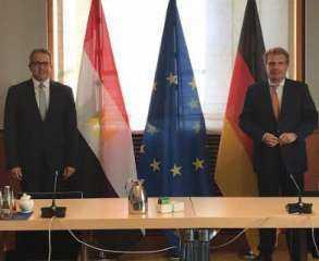 لقاءات مكثفة لوزير السياحة ببرلين لدفع الحركة السياحية إلى مصر
