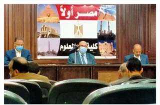 لأول مرة .. شريف عامر يقدم مبروك عطية في دار العلوم جامعة القاهرة