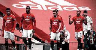 تشكيل مانشستر يونايتد ضد كريستال بالاس في الدوري الإنجليزي