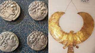 المتحف المصري الكبير يستقبل 2000 قطعة اثرية من متحف التحرير وبتل اليهودية