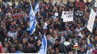 عودة المظاهرات فى إسرائيل ضد الإغلاق الشامل بسبب كورونا