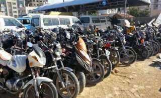 أمن الشرقية يٌلقى القبض على تشكيل عصابى تخصص أفراده فى سرقة الدراجات البٌخارية