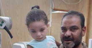 بالصور .. شاهد كيف تم العثور علي الطفلة كنزى داخل بيارة بالعاشر من رمضان