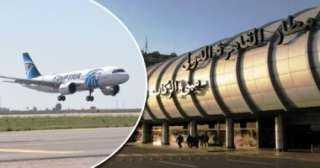 مطار القاهرة ينقل 25 ألف راكب على متن 201 رحلة سفر ووصول