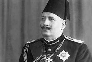 اصغر أبناء الخديوى إسماعيل .. فؤاد الأول سلطانًا على مصر فى ٩ أكتوبر ١٩١٧