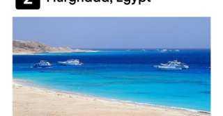 منصة السفر العالمية : الغردقة وشرم الشيخ أفضل الوجهات السياحية فى الشرق الأوسط