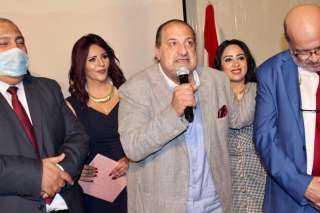 تكريم خالد الصاوى في قصر السينما