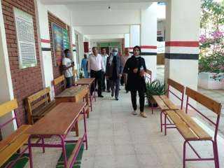المغربي تتفقد جاهزية اللجان الانتخابية وتؤكد سفاجا مستعدة للعرس الديمقراطي