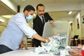 انتخابات النواب : إعلان نتائج فرز أصوات 8 دوائر انتخابية بمحافظة سوهاج