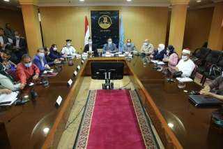 محافظ كفر الشيخ : استعدادات مكثفة لانتخابات مجلس النواب