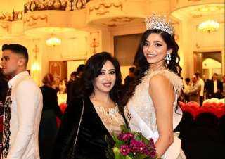 تتويج نسمة عطا ملكة جمال مصر 2020