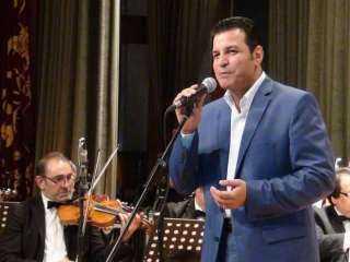 """الفنان """"خالد بيومى """" يٌطلق أغنية جديدة بمناسبة احتفالات رأس السنة الميلادية الجديدة (فيديو)"""