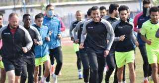 22 لاعبا فى قائمة سموحة لمواجهة الإنتاج الحربى بالدوري