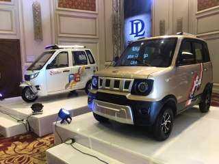 مصر تنتج سيارة كهربائية صديقة البيئة