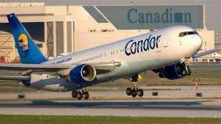 مطار الغردقه يستقبل اول رحله من ألمانيا بعد توقف عام بسبب جائحة كورونا