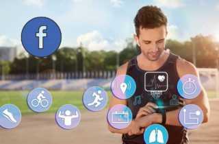 أحدث ما توصلت إليه التكنولوجيا الحديثة .. تطور ساعة يد ذكية من فيسبوك بخصائص متعددة