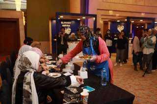"""""""بهية"""" تحتفل بشهر المرأة العالمي بمسابقة للطهي بين محاربات المستشفى"""