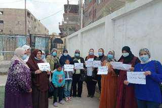 """ختام فاعليات حملة """"إحميها من الختان """" بالشرقية بتوعية أكثر من129 ألف و 397 سيدة و رجل وطفل بخطورة ختان الإناث (صور)"""
