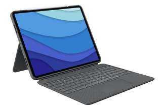 لوجيتك تطلق Combo Touch لوحة المفاتيح لأجهزة آيباد برو 12.9 بوصة