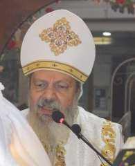 النائب «أحمد عبدالجواد» ينعي رحيل كاهن كنيسة مارجرجس بـ منيا القمح