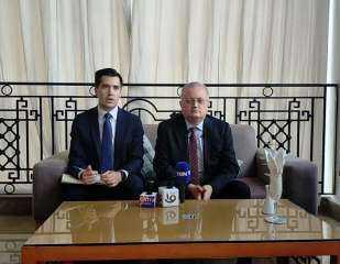 السفير الروسى لدى مصر: نتوقع عودة الطيران خلال الحالي