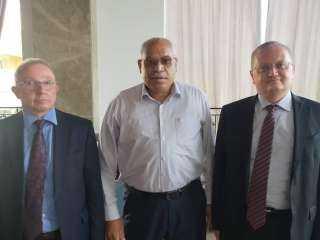 السفير الروسى الصحة المصرية بذلت جهودا لمواجهة فيروس كورونا ما يساعدنا على إستئناف الرحلات