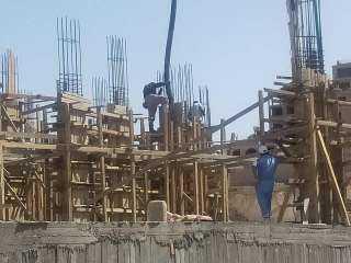 الناس الشقيانة .. عمال اليوميه تحت حرارة الشمس في نهار رمضان