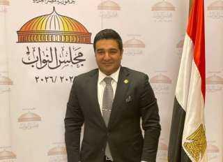 برلماني يطالب المجتمع الدولي بسرعة التدخل لوقف ما يجري بالمسجد الأقصى