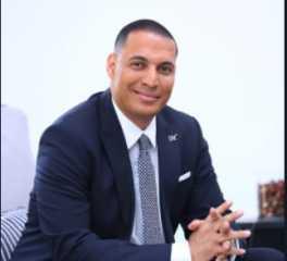 حسام لبن : العدوان الإجرامي الإسرائيلى يمثل محاولة يائسة لفرض سياسة أمر واقع