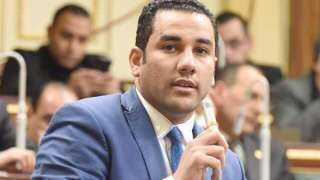 برلماني: صمت المجتمع الدولي عن جرائم الحرب التي ارتكبتها قوات الاحتلال بحق فلسطين عارا