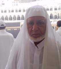المستشار حسين محمود ينعى هيثم وهانى وهشام في وفاة خالة الحج حسن