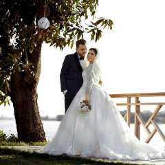 تهنئة بمناسبة حفل زفاف
