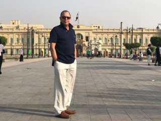 رجل أعمال أمريكى مصرى يعيش بالولايات المتحدة الأمريكية يٌناشد الرئيس عبد الفتاح السيسى بمساعدته فى إسترداد حقوقه المسلوبة (صور)