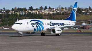 مصر للطيران : تسيير 56 رحلة جوية على مدار اليوم