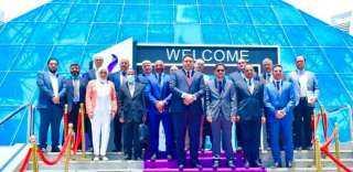المصرية للاتصالات تستقبل ووفدا ليبيا لبحث سبل التعاون المشترك في مجال الاتصالات