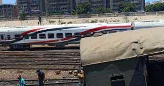 تحقيقات النيابة بحادث قطار الإسكندرية: مساعد الجرار اصطدمت ساقه بالخطأ فى ذراع السرعات