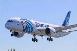 """""""مصر للطيران"""" تسير 82 رحلة لنقل 9841 راكبا.. غدا"""