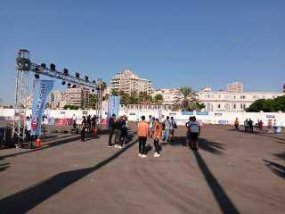 ستاد الإسكندرية يستضيف سباق للسيارات بمشاركة50 متسابقا