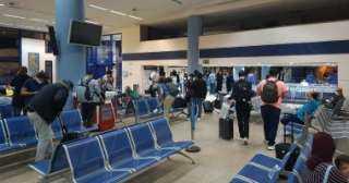 مطار مرسى علم الدولى يستقبل 55 رحلة طيران الأسبوع الجارى