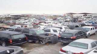 السعودية تعلن عن مزاد لبيع سيارات تشليح
