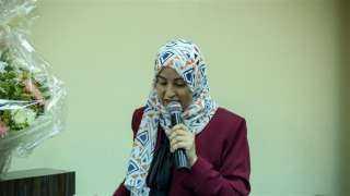 """نشوى أحمد تطالب """"الثقافة"""" بالتنقيب عن المواهب الحقيقية"""
