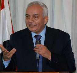 نائب وزير التعليم يغرد لمصر 3030