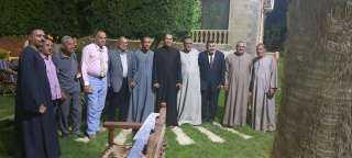 """تحت شعار""""لم شمل العائلات"""".. حسام لبن: صعيد مصر يحظى باهتمام القيادة السياسية"""